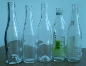 Nach Maß Glasgetränkeflasche mit Drucken