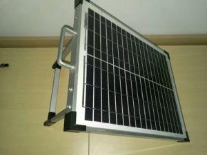 힘 접합기를 가진 단일 위상 휴대용 태양 에너지 발전기