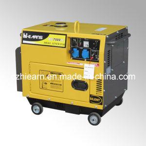6 квт одного цилиндра дизельных генераторных установках (DG7500SE)