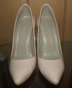 La moda de las bombas Classica de Tacón Zapatos de Vestir (HCY02-1691)