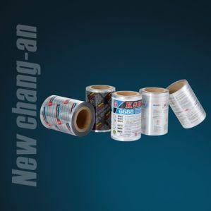 Imprime la lámina de aluminio de 4 capas de sellador para embalaje