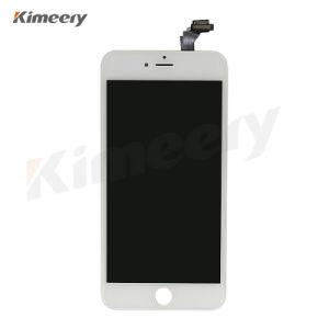 Grau a AAA+ visor LCD do telefone móvel de qualidade na tela do telefone do Conjunto de Substituição de telas LCD para iPhone 6P