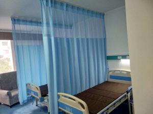 Venta caliente lo más barato armario Médico Hospital Cortina para el Hospital, Centro de Salud y Belleza