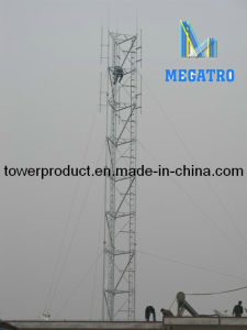 Megatro Roof Signal Guyed Tower (MG-RGT008)