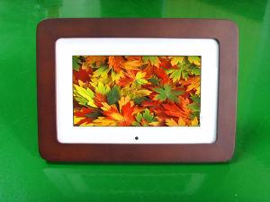 LE7インチの木のデジタル写真フレーム(AL0702W) Dの表示屋内フルカラー(1)のP10mm SMD 3