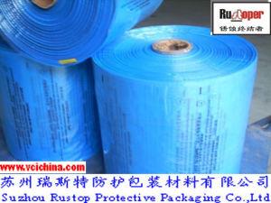 La Vci envases de plástico de protección de la película Iron & Steel