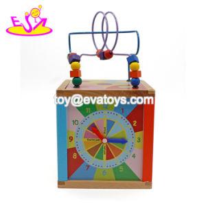Nouveau cordon en bois intelligentes les plus chauds Roller Coaster jouet pour bébé W11b171