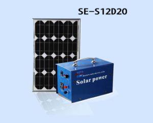 20WP générateur solaire /de bord (SE-S12D20)
