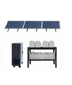 Sistema solar fotovoltaico 300W (PT-SG300)
