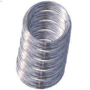 O fio de aço inoxidável
