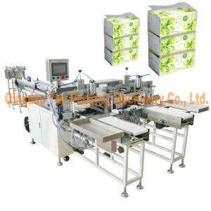 Saco de transporte 10 pacotes de Papel Tissue Bundling máquina de embalagem