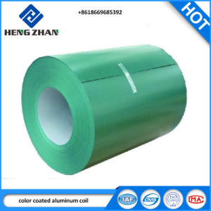 PE/PVDF Met een laag bedekte kleur/het Schilderen het Blad van het Aluminium/Coil voor De Bouwmaterialen van het Metaal van de Gordijngevel