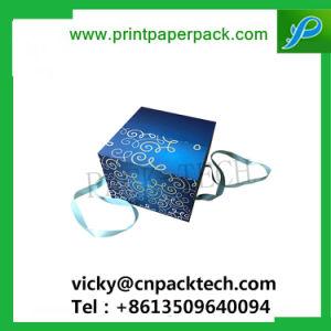 耐久の包装のギフト包装ボックス堅い折りたたみボックスを包む習慣によって印刷されるボックス