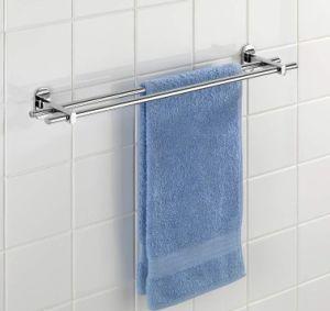 Opgezette de Muur van de Legering van het zink verchroomde de Ovale Dubbele Staaf van de Handdoek
