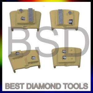 Diamant PCD voor de Verwijdering van de Deklaag