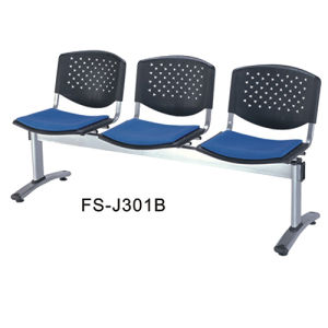 人気の中国の家具三席ウェイティング公開空港チェア(FS-J301A)