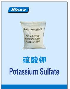 50%, 52% het Korrelige Sulfaat van het Kalium van de Meststof (en poeder)