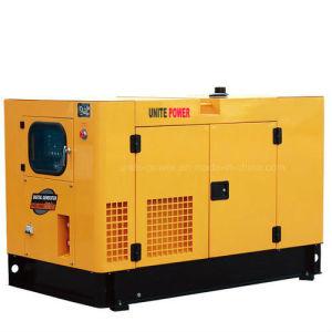 Unite Power Faw 50kVA Groupe électrogène diesel insonorisé avec ATS