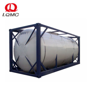Cscの24000L燃料水液体ISO 20FTタンク容器