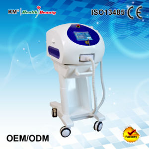 Comprimento de onda de 3 755 808 1064nm Alexandrite de remoção de pêlos a laser de diodo Km300d