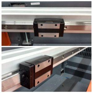 Argus feuille acrylique 1290 machine de découpage à gravure laser CO2 80W 100W
