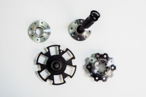 ロータリーキルンおよび回転乾燥器のリングギヤ