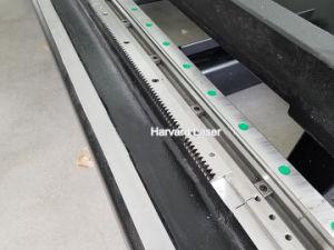 500With1000W金属の小さい熱い販売手の切断レーザー機械
