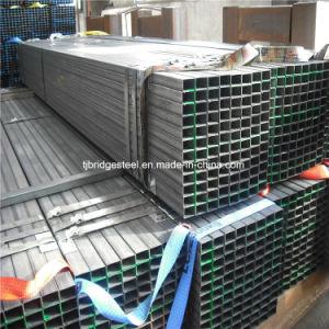 Los materiales de construcción Pre estructura cuadrada de tubos de acero galvanizado