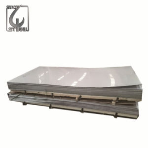 Strato dell'acciaio inossidabile del Cr di spessore 201 di ASTM A240 0.5