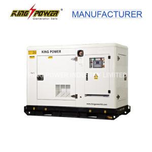 leiser Biogenerator 50Hz/1500rpm des gas-8kw/10kVA