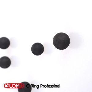 Высокая производительность красный Viton твердых мяч для автомобильной промышленности