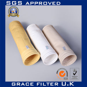 Zak van de Filter van de Collector van het Stof van Nomex Anti-Abrasion voor Industrie van het Cement