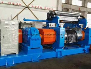 기계 크래커 또는 Rbber 쇄석기를 재생하는 타이어