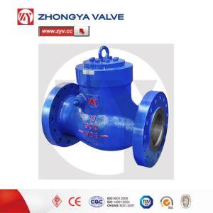 Clase de alta presión de WC6 900lb la válvula de retención de giro (H44H-900LB-10)