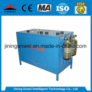 Matériel de transport chimique en oxygène de l'oxygène pour machine de remplissage de la pompe de gavage