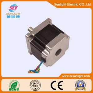 Eléctrica de alto rendimiento DC Motor paso a paso de la impresora para tallar