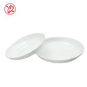 A venda da fábrica de porcelana Porcelin Europa Esmaltadas Bandeja melamina