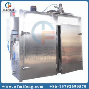 Chambre de fumée de poissons de chauffage de vapeur