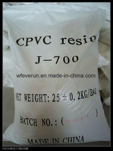 Resina clorurata CPVC del cloruro di polivinile per il tubo