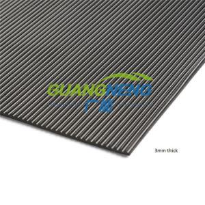 لون حامضيّة مقاومة صناعيّة مطّاطة صفح/ضلع مطاط صفح