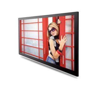 Yahsi屋内壁に取り付けられたLCDの映画広告媒体の表示