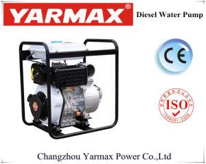 Pompa ad acqua diesel raffreddata aria da 3 pollici