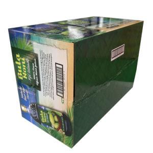 De Verpakkende Doos van de Drank van het Karton van de Opslag van de Dranken van het sap
