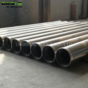ステンレス鋼の井戸の訓練のためのワイヤーによって包まれるジョンソンスクリーンの管