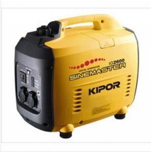 (KVA) : 2.6 IG2600 de groupe électrogène numérique