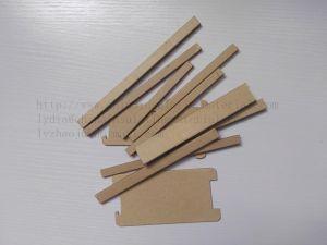 DDP бумажного масляного затвор, расстояние между ребрами, воздуховод с трансформатором фрагментов космического пространства