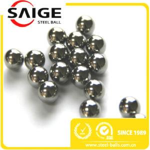 Haut de SGS RoHS billes en acier inoxydable poli 8mm