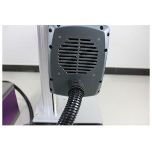Низкая стоимость охлаждения воздуха CO2 Galvo лазерной печати машины