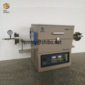 Fornace della valvola elettronica Tube-1200 con controllo automatico di Pid