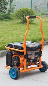 7kw 7kVAエンジンセリウムが付いている携帯用ガソリン発電機のガソリン